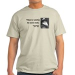 Walter Whitman 13 Light T-Shirt