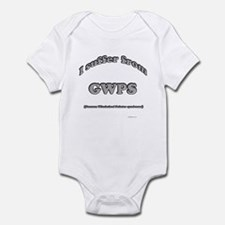 Wirehaired Syndrome2 Infant Bodysuit
