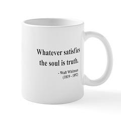 Walter Whitman 13 Mug