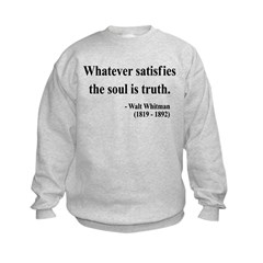 Walter Whitman 13 Sweatshirt