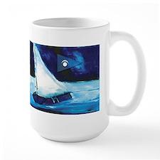 Sailing Style 15 oz Mug