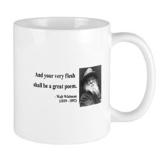 Walter Whitman 14 Mug