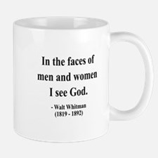 Walter Whitman 16 Mug