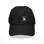 Walter Whitman 17 Black Cap
