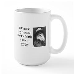Walter Whitman 17 Mug
