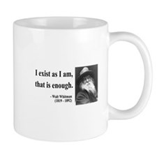 Walter Whitman 18 Mug