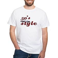 50'S STYLE Shirt