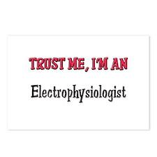 Trust Me I'm an Electrophysiologist Postcards (Pac