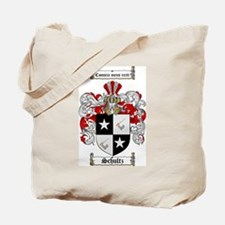 Schultz Coat of Arms Tote Bag