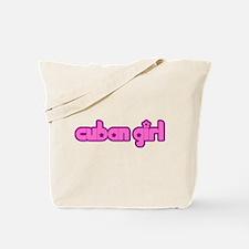 Cuban Girl Cute Cuba Tote Bag
