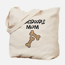 Biscuits Labradoodle Mom Tote Bag