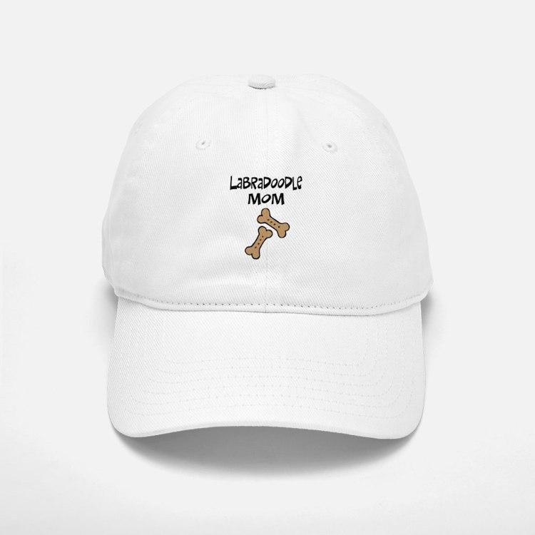Biscuits Labradoodle Mom Baseball Baseball Cap