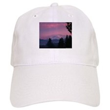 Mt Rainier Baseball Cap
