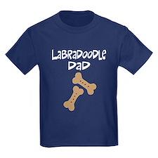 Biscuits Labradoodle Dad T