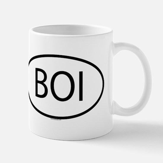 BOI Mug