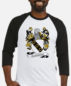 Clarkson Coat of Arms Baseball Jersey