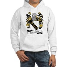 Clarkson Coat of Arms Hoodie