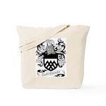 Clayborne Coat of Arms Tote Bag