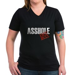 Off Duty Asshole Shirt