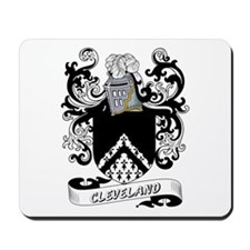 Cleveland Coat of Arms Mousepad