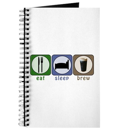 Eat Sleep Brew Journal