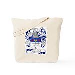 Clinton Coat of Arms Tote Bag