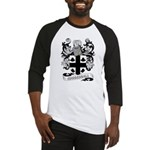 Coggeshall Coat of Arms Baseball Jersey