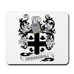 Coggeshall Coat of Arms Mousepad