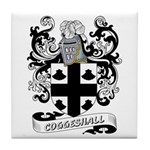 Coggeshall Coat of Arms Tile Coaster
