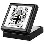 Coggeshall Coat of Arms Keepsake Box