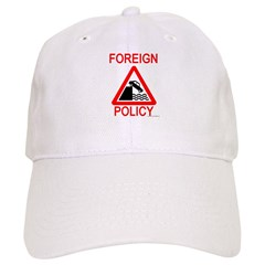 Foreign Policy Baseball Cap