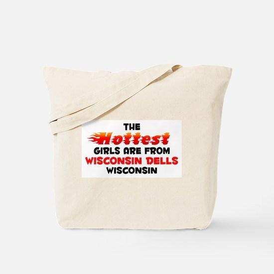 Hot Girls: Wisconsin De, WI Tote Bag