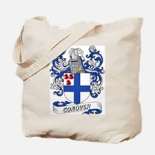 Conover Coat of Arms Tote Bag