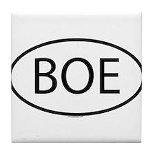 BOE Tile Coaster