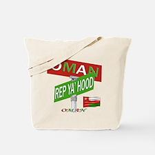 REP OMAN Tote Bag
