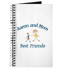 Aaron& Mom - Best Friends Journal