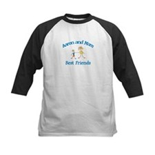 Aaron& Mom - Best Friends  Tee