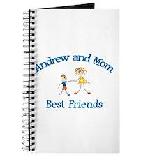 Andrew& Mom - Best Friends Journal