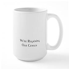 1890 Regaining Our Census Mug