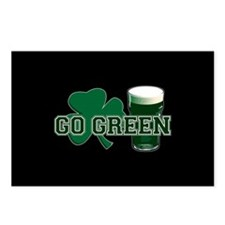 Go Green V2 Postcards (Package of 8)