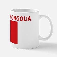 100 PERCENT MADE IN MONGOLIA Mug
