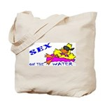 Sex On The Water Tote Bag