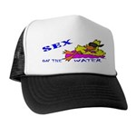 Sex On The Water Trucker Hat