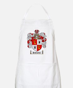 Schroeder Coat of Arms BBQ Apron