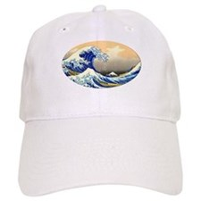 Great Wave Baseball Cap