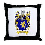 Schmidt Coat of Arms Throw Pillow