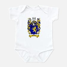 Schmidt Coat of Arms Infant Bodysuit