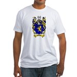 Schmidt Coat of Arms Fitted T-Shirt