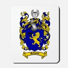 Schmidt Coat of Arms Mousepad