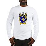 Schmidt Coat of Arms Long Sleeve T-Shirt